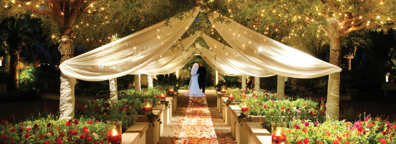 Outdoor Wedding Venue Photo Gallery: Las Vegas Wedding & Events Venue